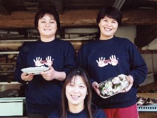 シイタケ生産業 自然届け隊(熊本県)