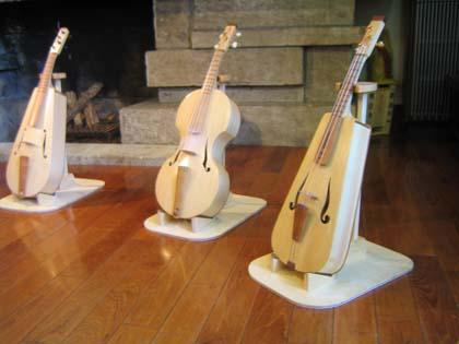 木と音の会_手づくり楽器
